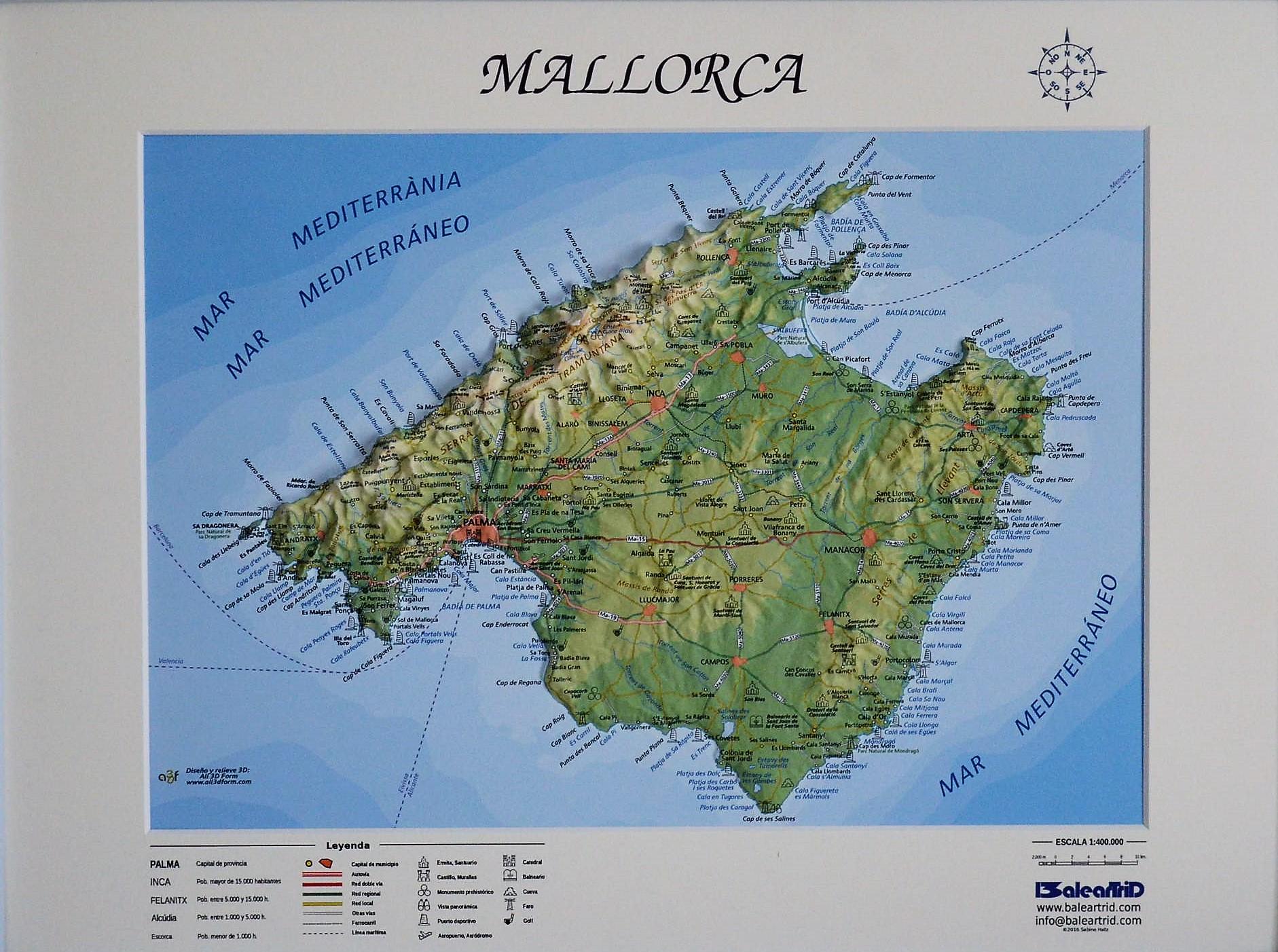 BalearTriD DE